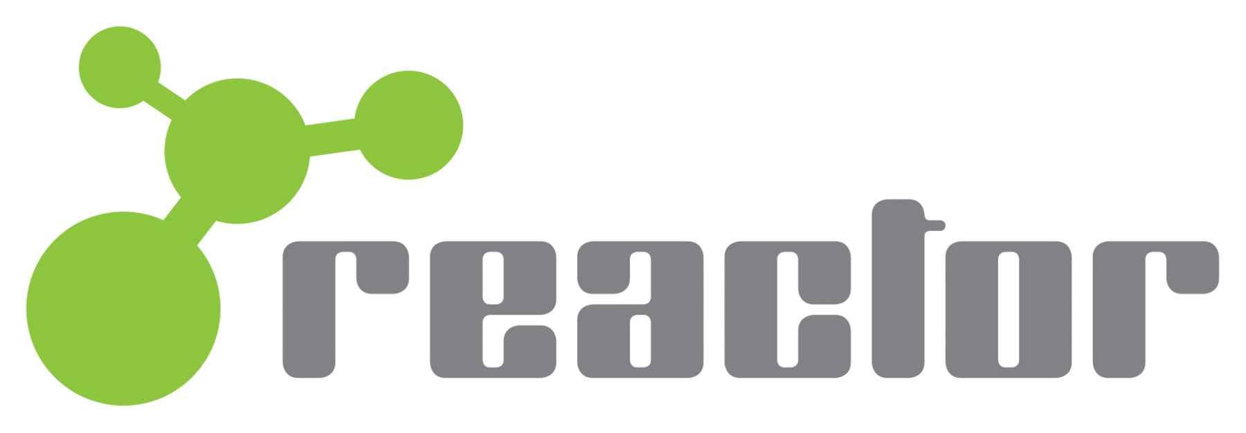 Reactor Kft. logója